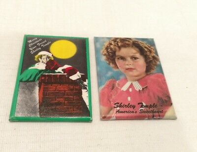 Vintage Shirley Temple Mirrors