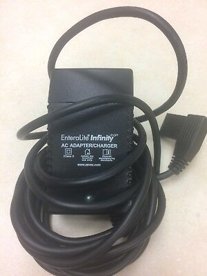 Infinity Moog Enteralite AC Adapter/Charger Cord Excellent Condition Tested Work