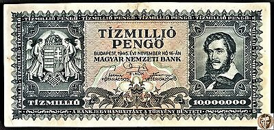 Hungary Coins & Currency | 2 Filler 1963 & 20 Filler 1976 Unc | Pengo 1945 circ
