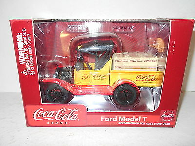 Gearbox Ford Model T Coca-Cola Truck Die-Cast Bank - NEW
