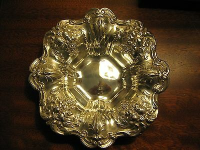 """Gorgeous Antique Sterling Reed & Barton Francis I  X569  Bowl  8"""" 300+ Grams"""