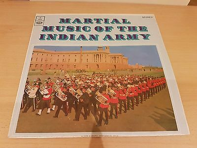 Martial Music of the Indian Army  - Rare LP