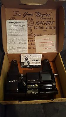 """""""KALART 8mm Editor Viewer Eight"""" for all 8mm"""