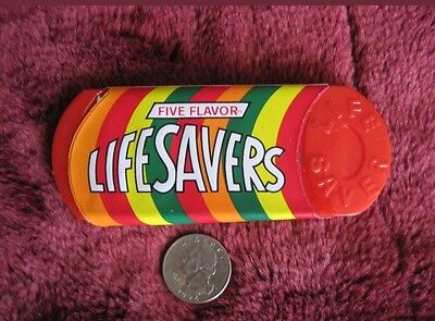 Older LIFE SAVERS Candy Comb & Mirror Compact Set