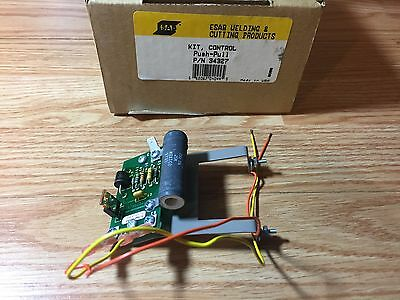 ESAB Push-Pull Control Kit for MIG 4 HD Wire Feeder - Part Number 34327