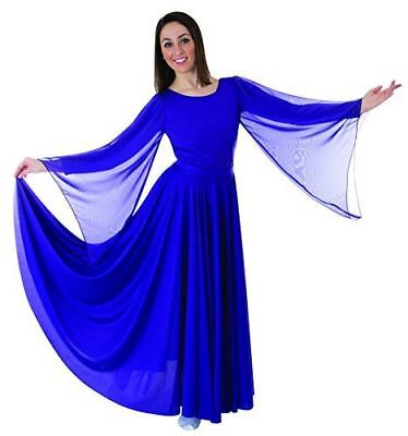 Body Wrappers 599 / 599XX Womens Praise Dance Extra Full Circle Skirt
