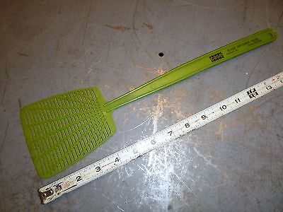 Vintage Dealer Give Away Fly Swatter Case Tractor Company Black Impl Bardwell Ky