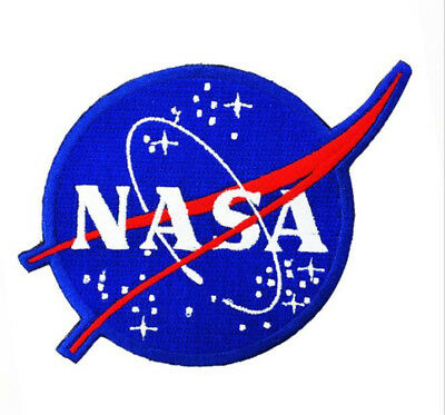 NASA Space Center Astronaut Program Vector Embroidery Patch Badge Emblem Toy
