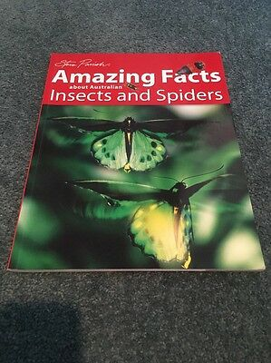 Amazing Facts about Australian Insects and Spiders by Pat Slater Paperback