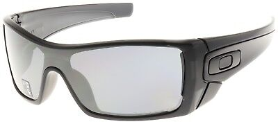 Oakley Batwolf Sunglasses OO9101-35 Matte Black Ink | Black Iridium Polarized