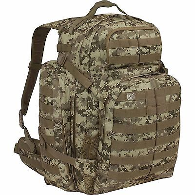 SOG Tactical Barrage Camo Backpack Pack Military Army SWAT Molle Internal Frame