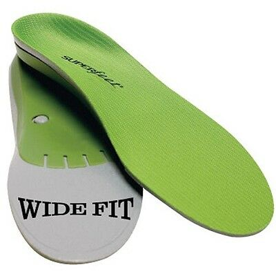 Wide Green Premium Insoles Superfeet Orthotics Shoes Inserts Arch Support CDEF
