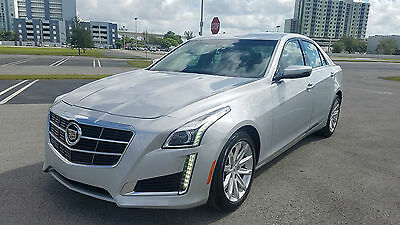 2014 Cadillac CTS Sedan 4-Door 2014 Cadillac CTS Sedan 4-Door 2.0L VERY VERY LOW 5K MILES TURBO BEST OFFER