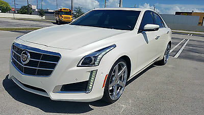 2014 Cadillac CTS Premium Sedan 4-Door 2014 Cadillac CTS Premium 4-Door 3.6L FULLY LOADED VERY LOW MILES BEST OFFER