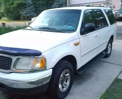 2002 Ford Expedition xlt 2002 Ford Expedition SUV only 120 k miles  super clean truck