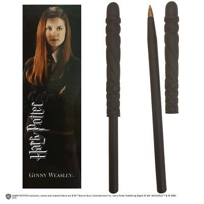 Harry Potter : Pen & Bookmark GINNY WEASLEY from The Noble Collection NOB7986