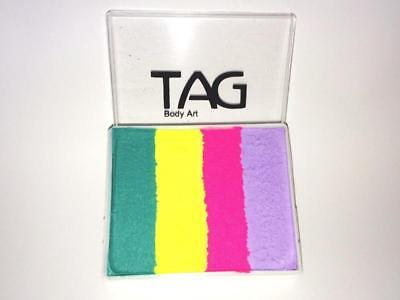 TAG Rainbow Cake 50gm Awesome Rainbow (custom)