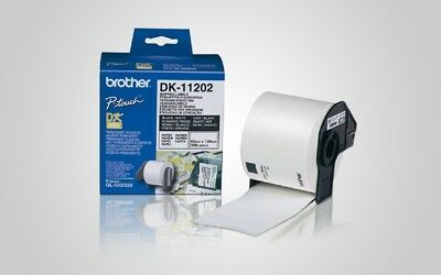 Original Brother DK-11202 300 Versandetiketten 62 x 100 mm für P-Touch QL-500
