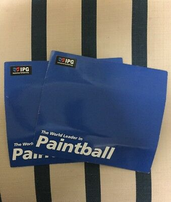 20 Paintball Tickets/Coupons