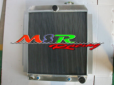Aluminum alloy radiator fits for CHEVY TRUCK PICK UP AT 1948-1954