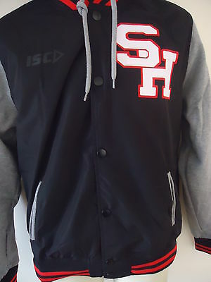 Men's St Helens Rugby League ISC Hooded Jacket RRP £59.99