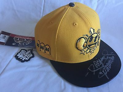 Manny Pacquiao Signed WIPCAPS Cap, New, Rare