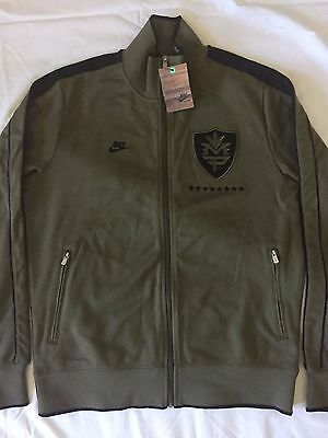 Manny Pacquiao Nike N98 Track Jacket, Size L, New, Rare