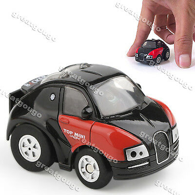 Mini Rc Car Toys Remote Conrtol Micro Car Toy Can Change the Tyre for Funny Play