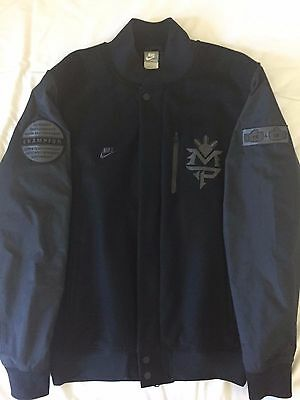 Manny Pacquiao Nike Clima-Fit Destroyer Jacket, Size L, As New