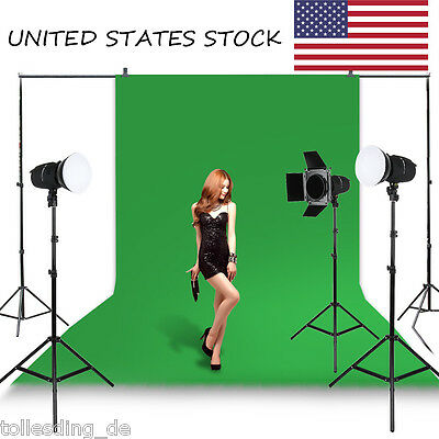 5ftx10ft Green Screen Muslin Backdrop Photo Studio Photography Cotton Background