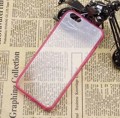 """10 Pcs Clear Shockproof Silicone TPU Back Cover Case For Apple iPhone 6 6s 4.7"""""""