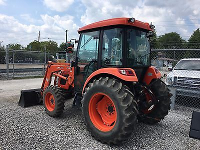 2014 Kioti Rx6010 With Cab, Heat And A/c