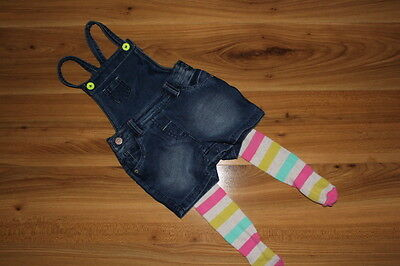 NEXT girls dungarees tights outfit bundle 12-18 months *I'll combine postage