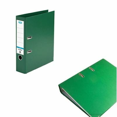 Elba A4 Green Plastic Lever Arch File 100202174 [BX145004]