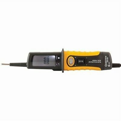 Automotive Multi-Function Circuit Tester with LCD Light 12V/24V New