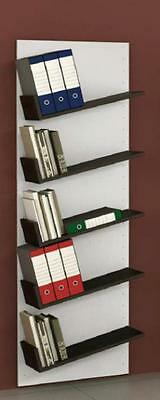 Library Cabinet Modular Plans With Eco Repositionable Cm. 60X26X181H