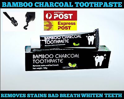 Express Post Bamboo Charcoal Toothpaste Carbon Coco