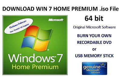 Download Windows 7 Home Premium 64 Bit Iso Download