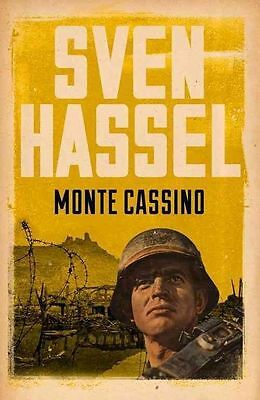 Monte Cassino by Sven Hassel (Paperback, 2014)