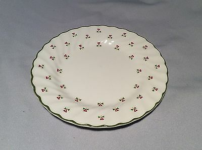 Johnson Brothers Laura Ashley Thistle Pattern Bread Butter Plate England
