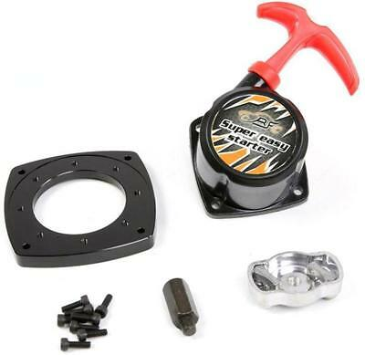 Super easy pull starter for Zenoah CY Engine fit 1/5 HPI Rovan KM Baja 5B 5T 5SC