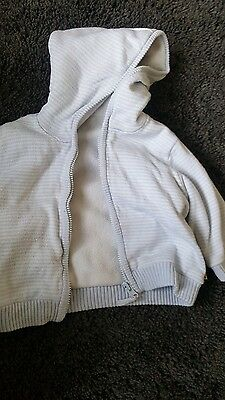 baby boys jacket 0-3 months