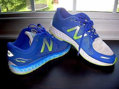 New Balance Fresh Foam Zante V2 Mens Running Shoes Sneakers Kjzntspy Size 7