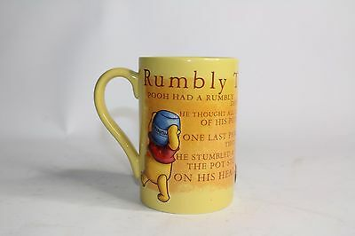Disney Store Exclusive Winnie the Pooh Large 3D Mug (y)
