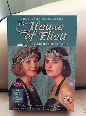 BBC DVD Boxed Set. The House Of Elliott, Entire First Series