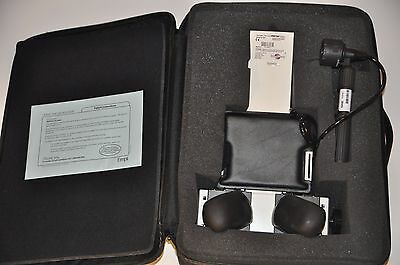 Saunders Cervical Traction Device Complete W/ Case And User's Guide/ Neck Spine