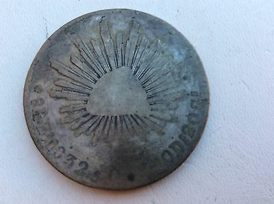 1832 Mexico 8 Reales 8 R Z 1832 ? ? 10 D 20 G