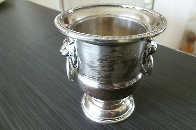 Viners Silver Plate  Toothpick  Holder