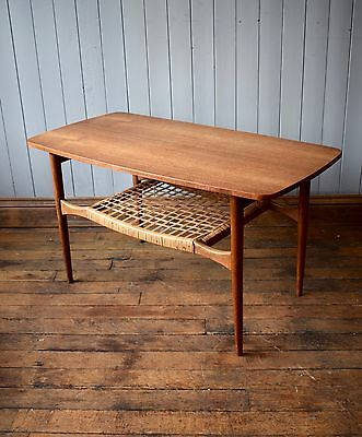Danish Teak Mid Century Occasional/Coffee/Side Table Vintage CAN DELIVER