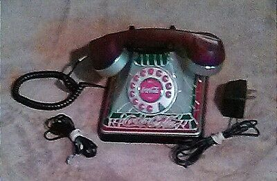 Coca Cola Stained Glass Look Phone